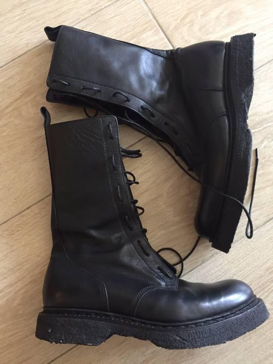Balmain Decarnin Era 11' FW Combat Boots Size US 7 / EU 40 - 1