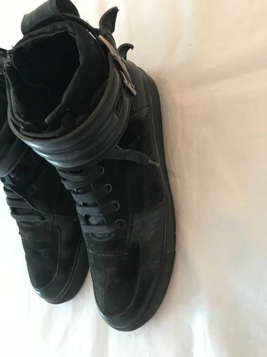 Givenchy Guvenchy High Top Sneaker Size US 11 / EU 44 - 4