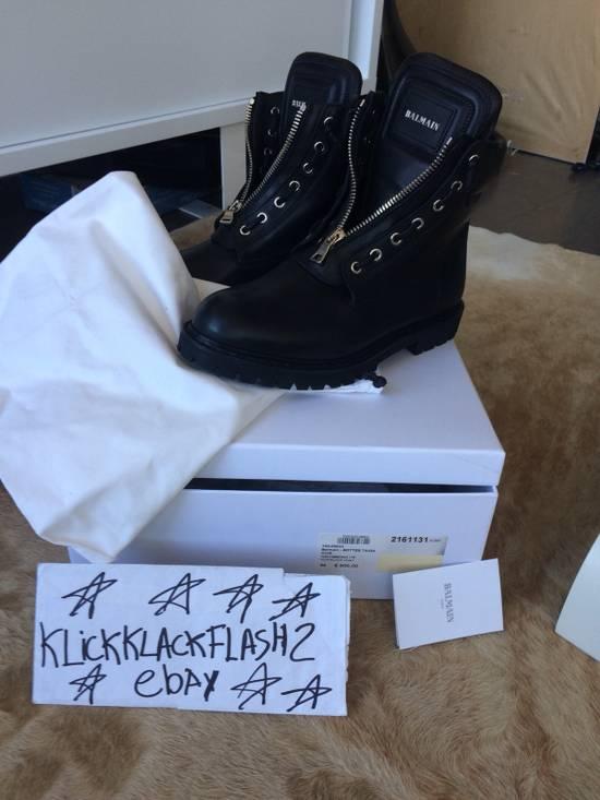 Balmain Balmain Black Rangers Boots Size US 11 / EU 44 - 1