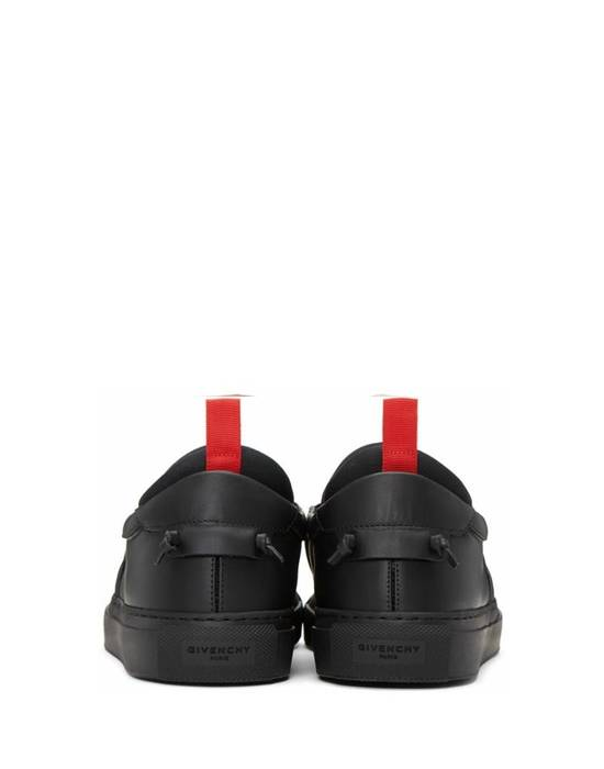 Givenchy Givenchy Star Slip-On Sneakers - Black (Size - 45) Size US 12 / EU 45 - 2