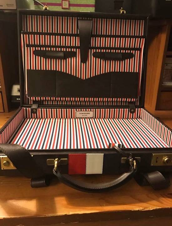 Thom Browne Briefcase/ Back Pack Size ONE SIZE - 1