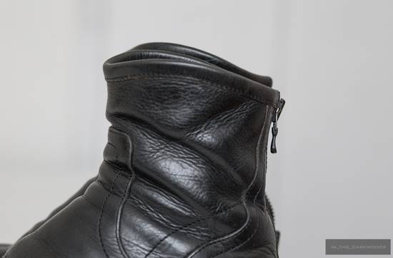 Julius = last drop = engineer vibram sole leather boots Size US 9.5 / EU 42-43 - 2