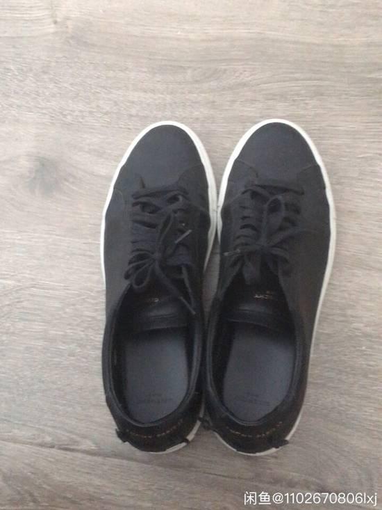 Givenchy Black Urban Street Sneakers Size US 9 / EU 42