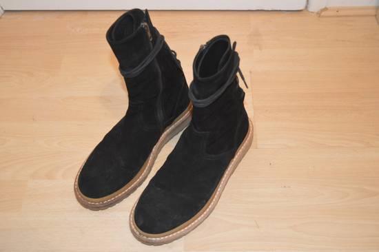 Ann Demeulemeester Suede Boots RRP £845 Size US 8 / EU 41 - 4