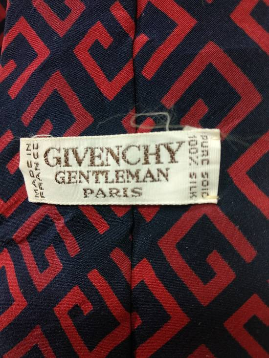 Givenchy Givenchy monogram made in france 100 silk ties Size ONE SIZE - 3