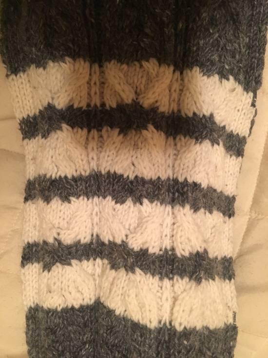 Thom Browne Thom Browne Wool Scarf Size ONE SIZE - 1