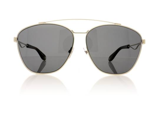 Givenchy NEW Givenchy 7049/S Oversized Double Bridge Aviator Sunglasses Size ONE SIZE - 1