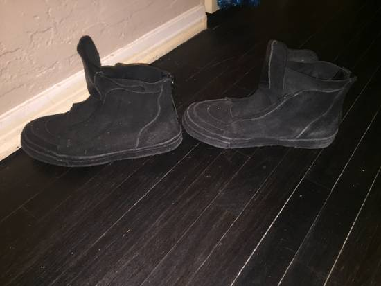 Julius reverse leather sneakers Size US 9.5 / EU 42-43 - 5