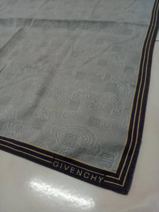 Givenchy Handky GIVENCHY monogram flower design Handkerchief bandana Size ONE SIZE - 1