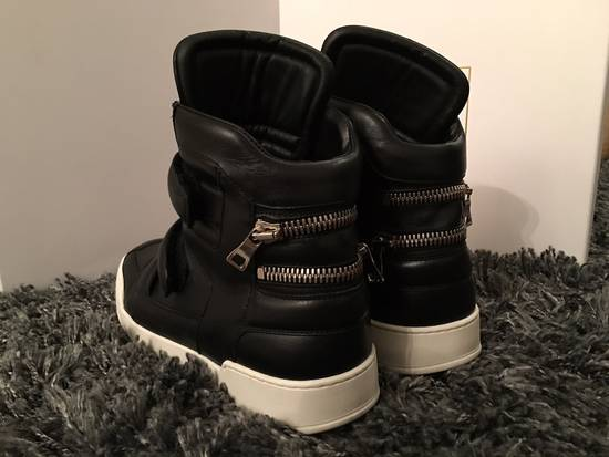 Balmain High Top Sneakers Size US 10 / EU 43 - 2