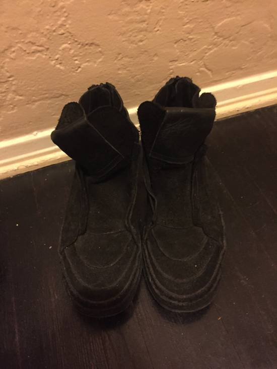 Julius reverse leather sneakers Size US 9.5 / EU 42-43 - 2