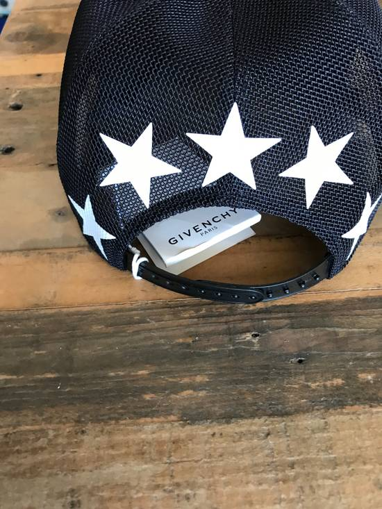 Givenchy Givenchy 5 Star Cap Black Size ONE SIZE - 2