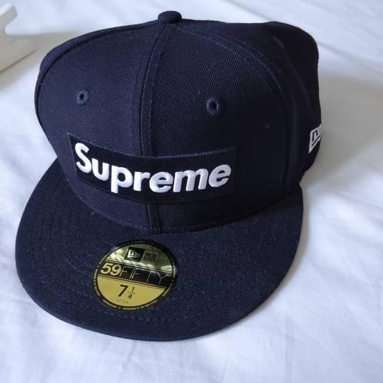 Supreme Supreme x Playboy New Era Box Logo Snapback Size 36 - 2