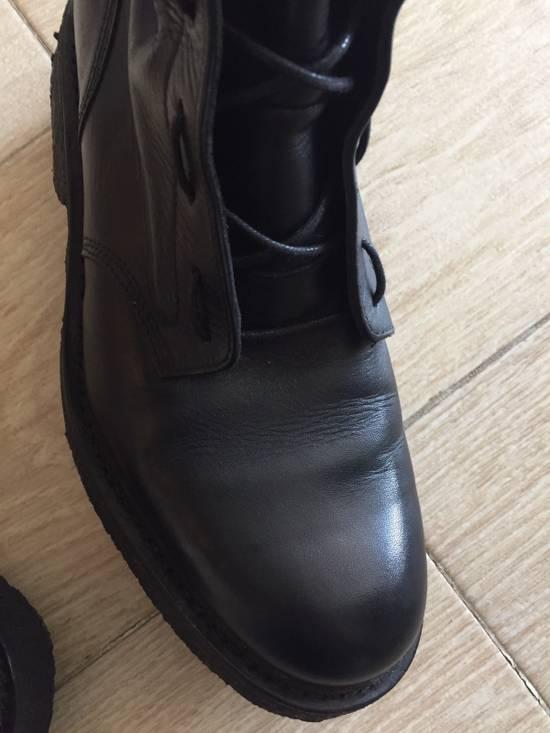 Balmain Decarnin Era 11' FW Combat Boots Size US 7 / EU 40 - 8