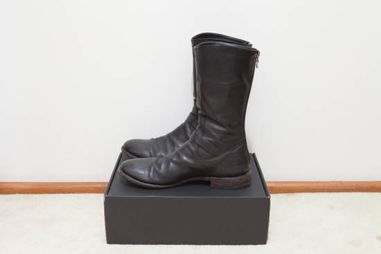 Julius Engineer Back Zip Boots Size US 8 / EU 41 - 4