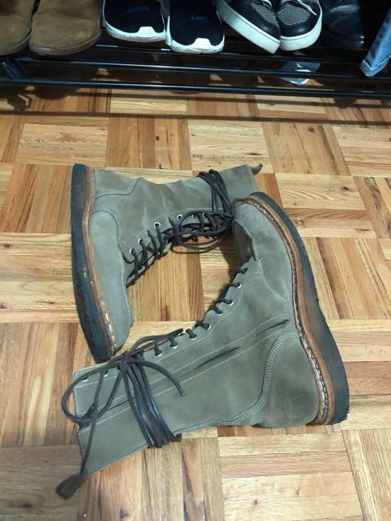 Balmain FW11 Military Ranger Boots (fit big) Size US 9 / EU 42 - 4