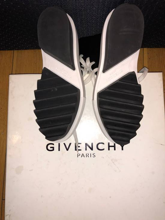 Givenchy Givenchy Leather Platform Sneaker Boot Size US 7 / EU 40 - 2