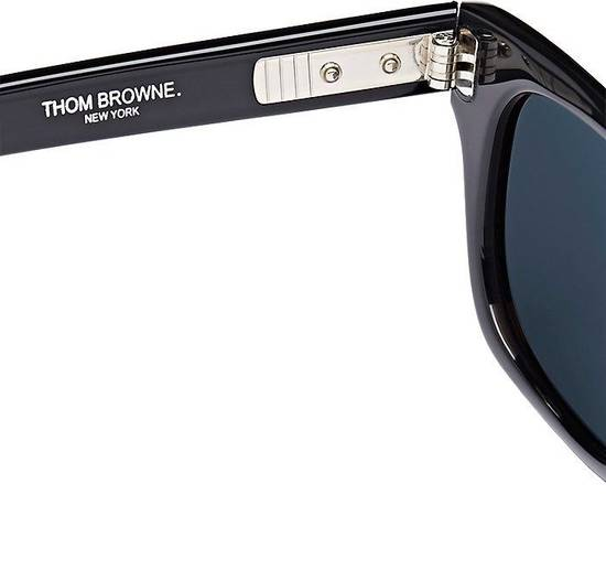 Thom Browne THOM BROWNE NEW YORK TB-401-D-T-NVY-49.5 AUTHENTIC SUNGLASSES - MADE IN JAPAN Size ONE SIZE - 2