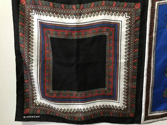 Givenchy RARE Large Givenchy Silk Scarf - $850 Size ONE SIZE - 3