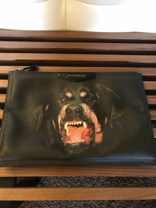 Givenchy Large Rottweiler Pouch Size ONE SIZE