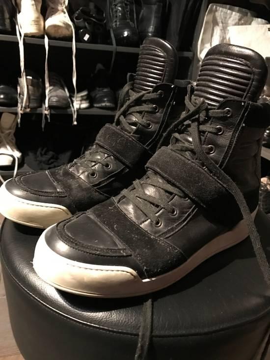 Balmain backzip sneakers Size US 10.5 / EU 43-44