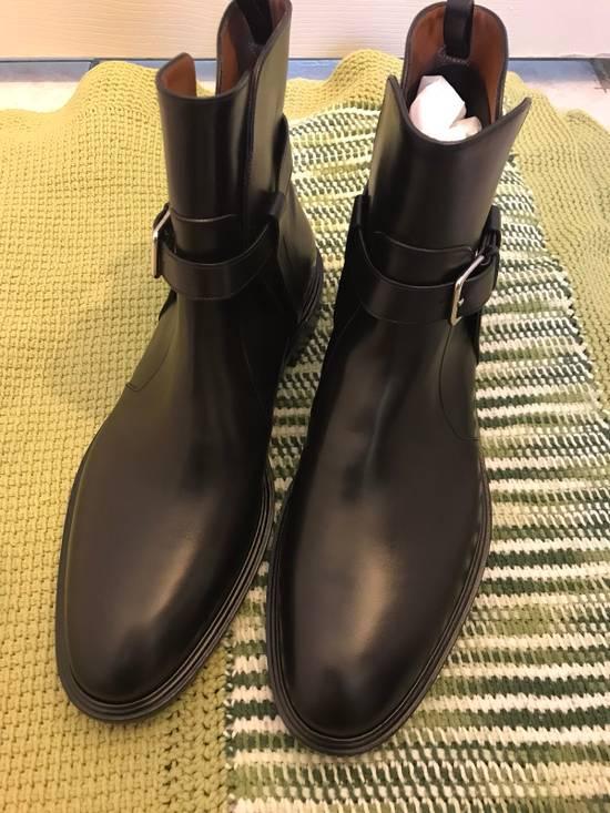 Givenchy Split Shaft Harness Boot Size US 12 / EU 45
