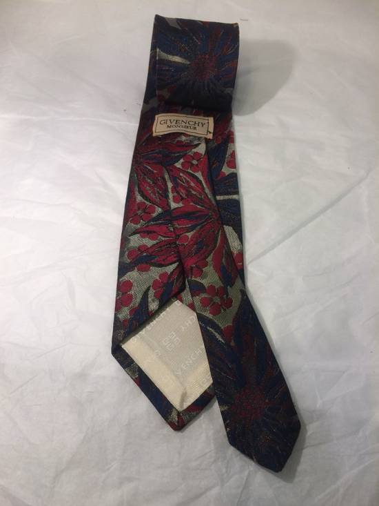 Givenchy Givenchy Monsieur Floral Print Tie Size ONE SIZE - 1