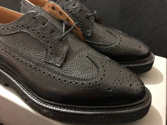 Thom Browne thom browne classic longwing with crepe sole in pebble size 8US Size US 8 / EU 41 - 2