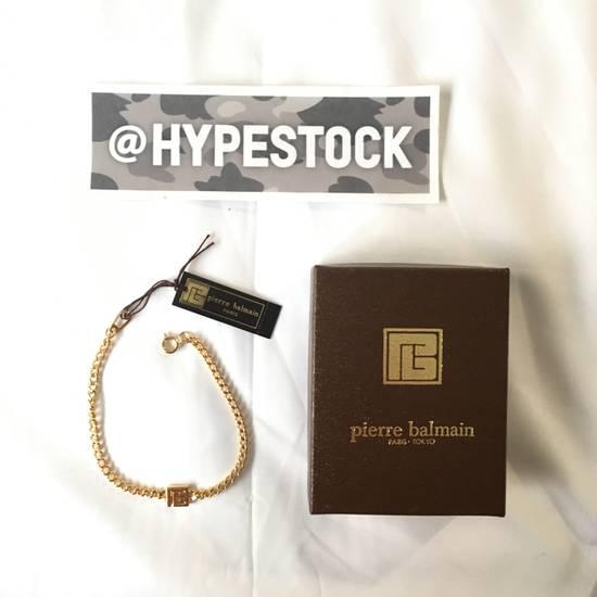 "Balmain Balmain ""gold"" bracelet Size ONE SIZE"