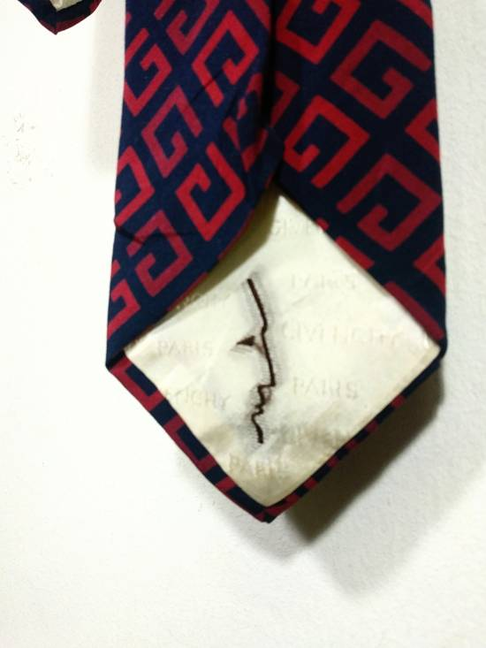 Givenchy Givenchy monogram made in france 100 silk ties Size ONE SIZE - 1