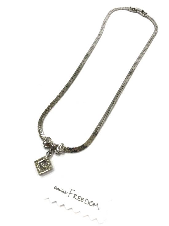 Givenchy Iced Out G Chain Size ONE SIZE - 3