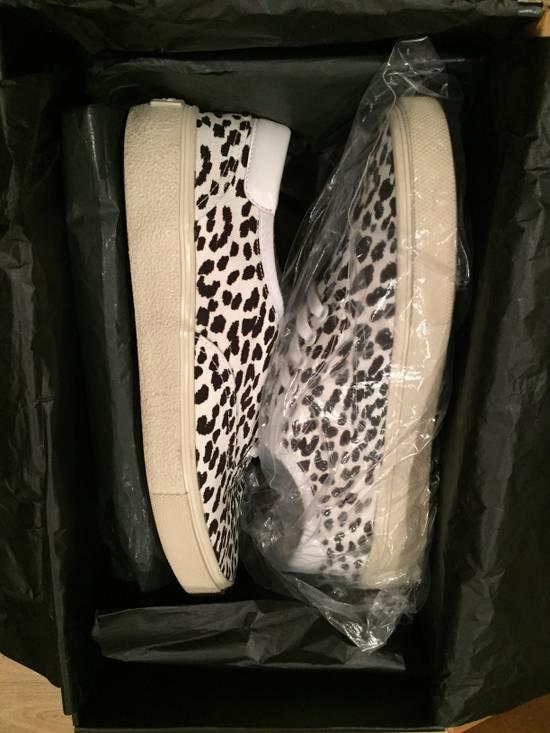 Saint Laurent Paris SLP Baby Cat Sneakers Size US 9.5 / EU 42-43 - 7