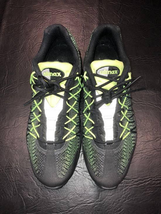 huge discount 4b9f8 9df3c ... Nike Air Max 95 Ultra JCRD Black Volt Grey Size US 9   EU ...