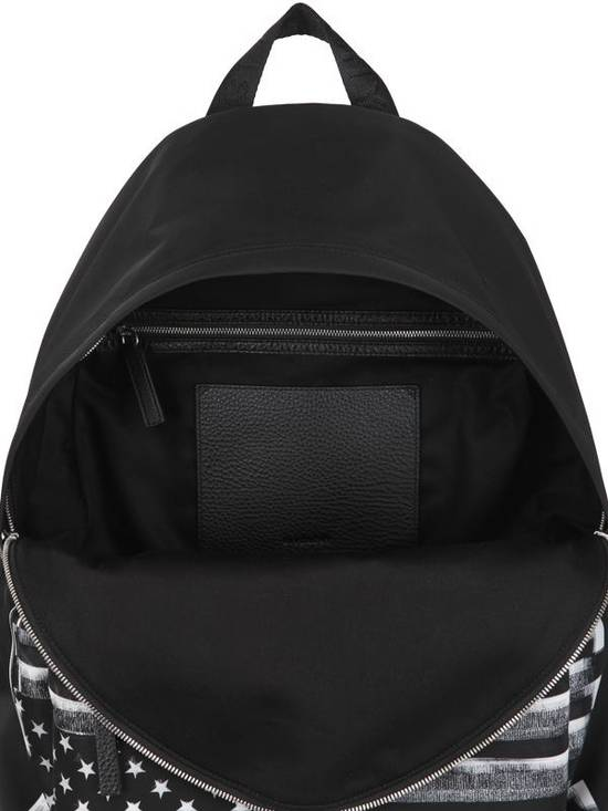 Givenchy American Flag Backpack Black/Grey Size ONE SIZE - 2