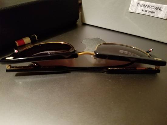 Thom Browne D-Frame Sunglasses TB 711 Size ONE SIZE - 7