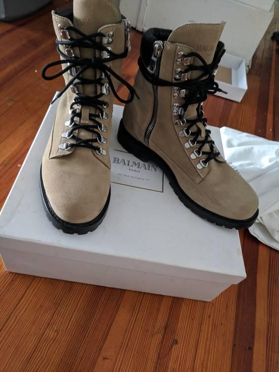 Balmain Balmain Army Boots Size US 10 / EU 43