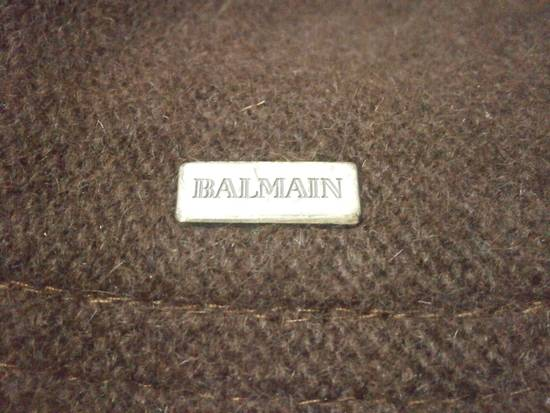 Balmain Vintage BALMAIN Paris brown bucket hat Size ONE SIZE - 4