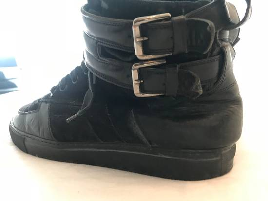 Givenchy Guvenchy High Top Sneaker Size US 11 / EU 44 - 2