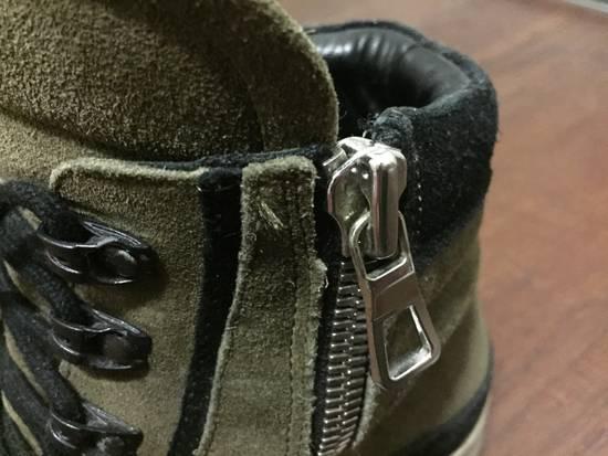 Balmain HM Balmain Hi Top Sneaker Size US 11 / EU 44 - 1