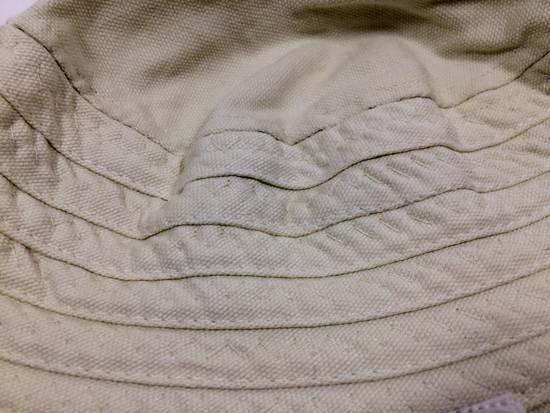 Balmain Cream White Bucket Safari Hat Likely Children's Size ONE SIZE - 9