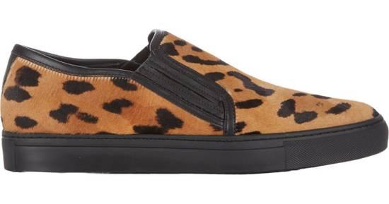 Balmain !GRAIL! Leopard slip-on sneakers Size US 7 / EU 40