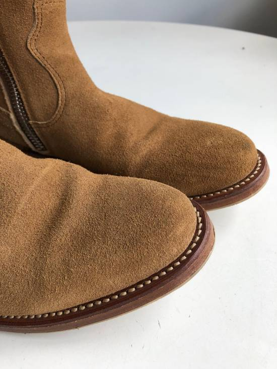 Unused Side Zip Boots UH0350 Size US 8 / EU 41 - 7