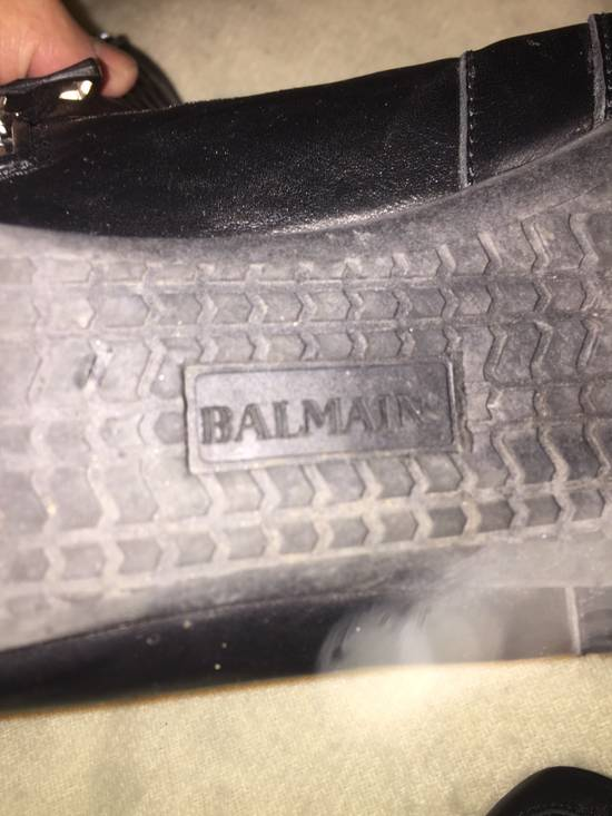 Balmain Black quilted Balmain boots Size US 9 / EU 42 - 7