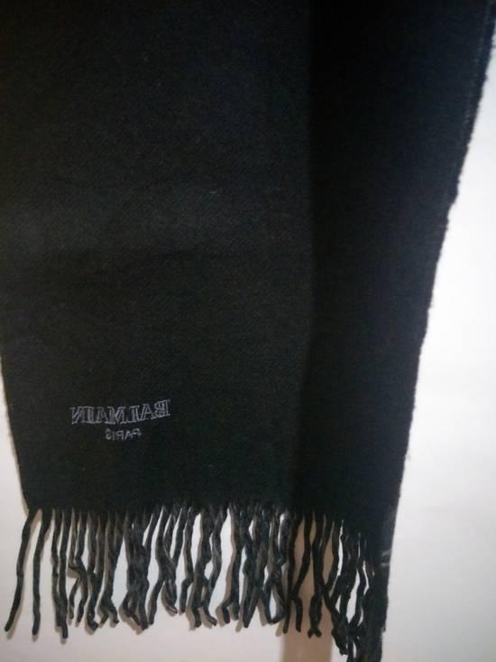 Balmain Vintage Balmain scarves not Rick Owens, Saint Laurent, Raf Simons, A.P.C., Maison Margiela, Acne, Comme des Garcons, Balmain, Undercover, Gucci Size ONE SIZE - 3