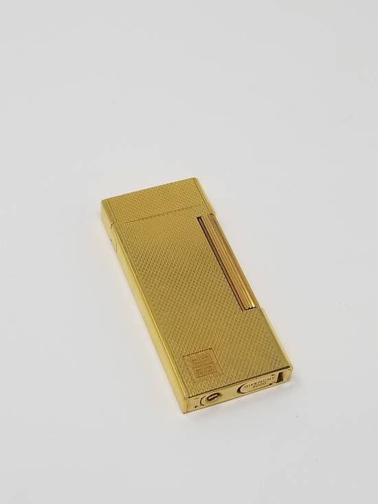 Givenchy Gold plated lighter Size ONE SIZE