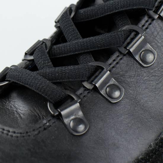 Julius 7 Black Cow Nubuck Leather Ankle Boots Shoes Size US 11 / EU 44 - 6