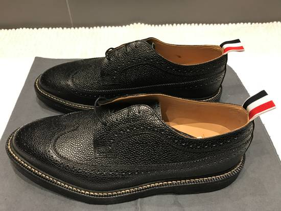 Thom Browne Classic Brogues with Gum Sole in Pebble Grain Size US 7 / EU 40 - 3