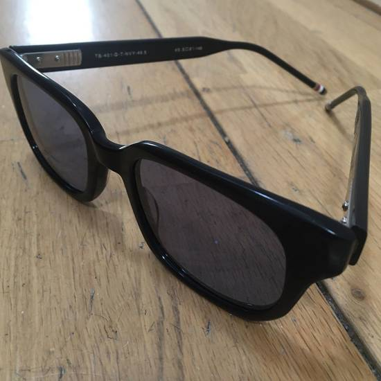 Thom Browne THOM BROWNE NEW YORK TB-401-D-T-NVY-49.5 AUTHENTIC SUNGLASSES - MADE IN JAPAN Size ONE SIZE - 12