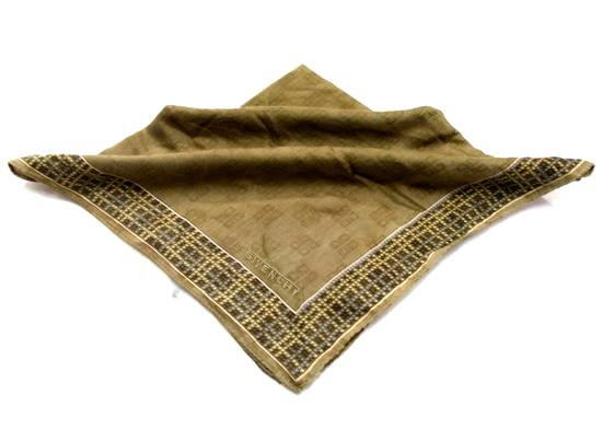 Givenchy Givenchy Paris Pocket Squared Scarf/ Scarves/ Handkerchiefs Size ONE SIZE