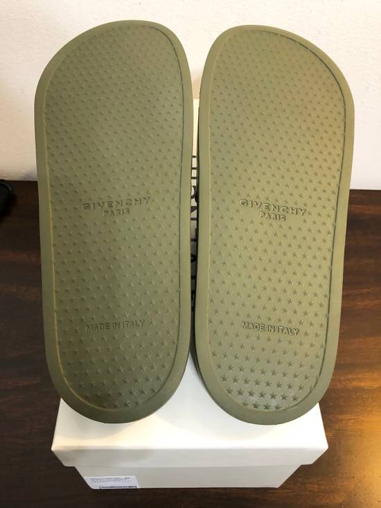 Givenchy New Givenchy Camo Rubber Slides Size US 9 / EU 42 - 3